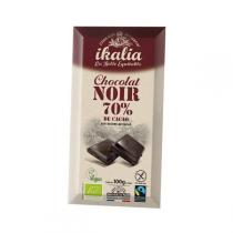 Ikalia - Chocolat noir 70% - 100g