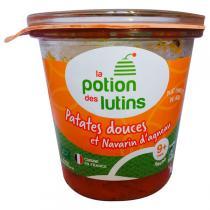 La Potion des Lutins - Patate douce et navarin d'agneau 9+ bio 180g