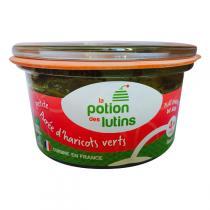 La Potion des Lutins - Petite purée de haricots verts Bio 100g