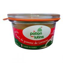La Potion des Lutins - Petite purée de pommes de Lorraine Bio 100g