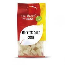 Les Accents du Soleil - Cubes de noix de coco Asie 125g