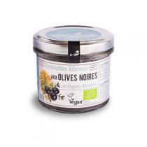 Marinoë - Tartinable aux olives noires et algues 90g