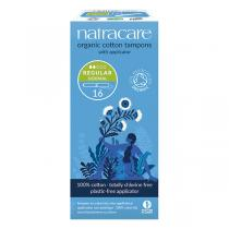 Natracare - Lot de 3 x Tampons Normal avec applicateur x16