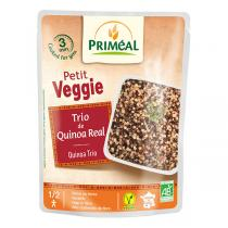 Priméal - Lot de 3 sachets Trio de Quinoa 220gr