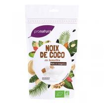 Pronatura - Lamelles noix de coco 125g