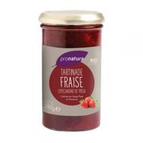 Pronatura - Tartinade de fraise bio 280g