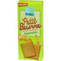 Pural - Petit beurre épeautre 3x50g