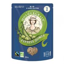 Quinola Mothergrain - Express Quinoa & pois cassé 250g