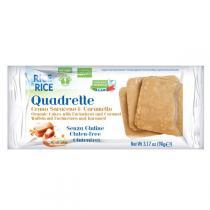 Rice&Rice - Quadrettes de riz sarrazin caramel 90gr Bio