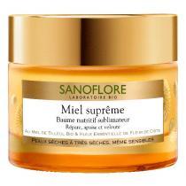 Sanoflore - Miel suprême crème corps bio 150ml