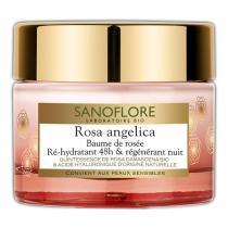 Sanoflore - Rosa angelica Baume de rosée nuit bio 50ml