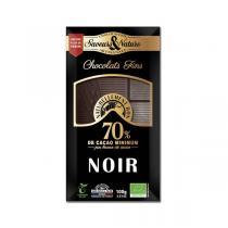 Saveurs & Nature - Chocolat noir 70% - 100g