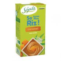 Sojade - Dessert au riz caramel 530g