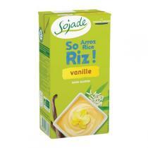 Sojade - Dessert au riz vanille 530g