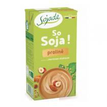 Sojade - Dessert au soja Praliné 530 g