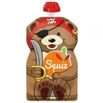 Squiz - Gourde réutilisable OURS «carnaval» 130 ml - à l'unité