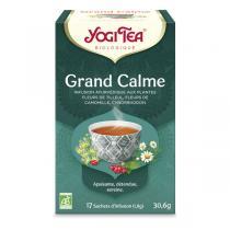 Yogi Tea - Offre 6 lots d'Infusion Grand Calme x 17 sachets