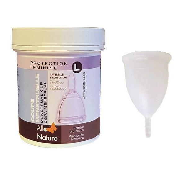Allo'Nature - Coupe menstruelle - taille L