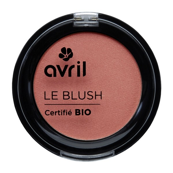Avril - Blush Rose éclat bio 2,5g
