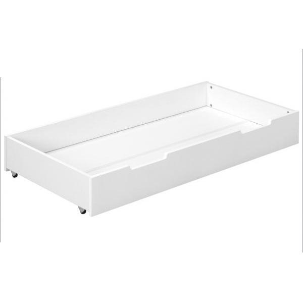 Bébé Provence - Tiroir de rangement Blanc pour lit Module 70x140cm