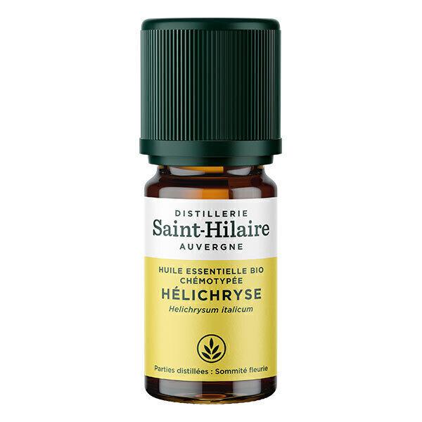 De Saint-Hilaire - Huile essentielle Helichryse BIO 5ml