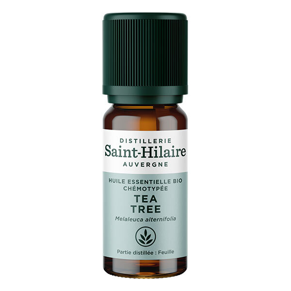 De Saint-Hilaire - Huile essentielle Tea Tree BIO 10ml