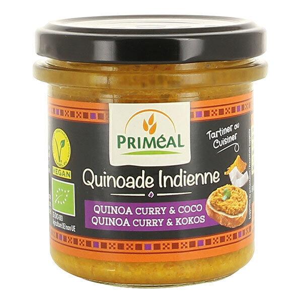 Priméal - Quinoade indienne 140g