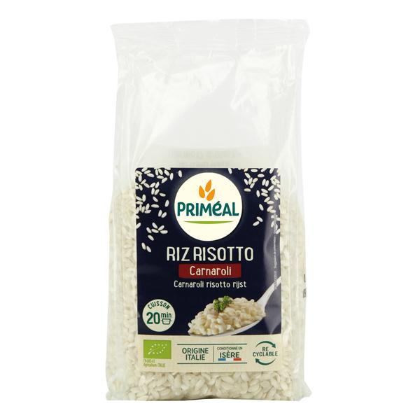 Priméal - Riz carnaroli blanc Italie 500g