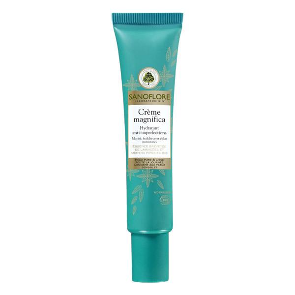 Sanoflore - Crème magnifica hydratant anti-imperfections Bio 40ml