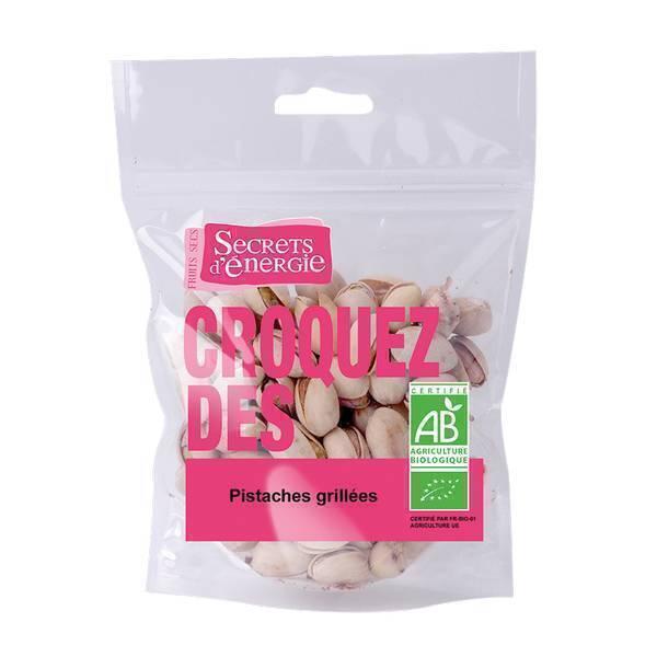 Pistaches sal es grill es 125g secrets d 39 nergie acheter sur - Calories pistaches grillees ...