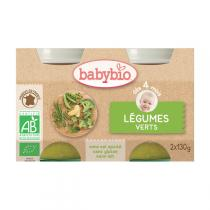 Babybio - Babybio Légumes Verts dès 4mois