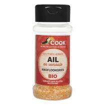 Cook - Ail en semoule bio Cook 50 g