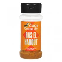Cook - Mélange Ras El Hanout bio 35g