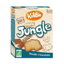 Kalibio - Biscuits,  Mini Jungle , 160g