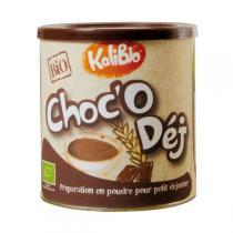 """Kalibio - Poudre chocolatée, """"Choc'o Déj'"""", 500g"""