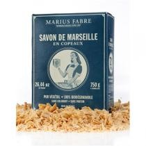 Marius Fabre - Marseille soap flakes, detergent for clothes, 750g