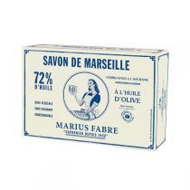 Marius Fabre - Savons de Marseille Olive 6x400 g