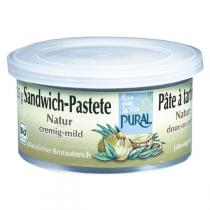 Pural - Sandwich-Pastete Natur, cremig-mild
