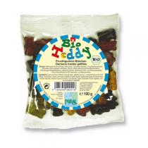 Pural - Bonbons bio Teddy oursons fruités gélifiés -Pural - 100g