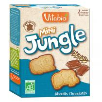 Vitabio - Biscuits Chocolatés Mini Jungle x 160g