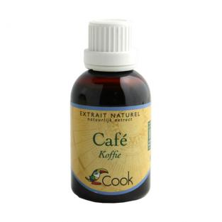 Cook - Extrait naturel de café Bio 50ml