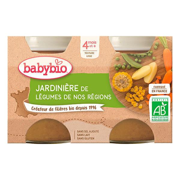 Babybio - Babybio Jardinière de Légumes dès 4M
