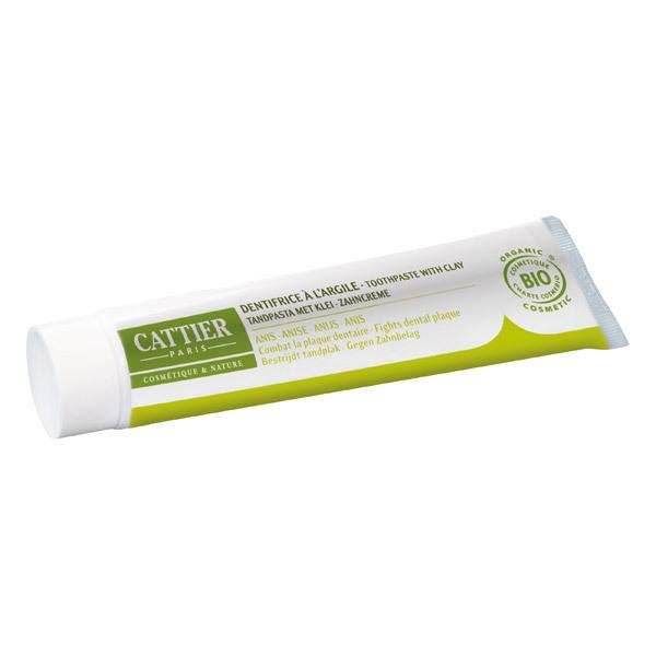 Cattier - Bio-Zahncreme mit Anis