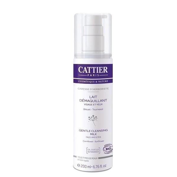 Cattier - Lait démaquillant caresse d'herboriste 200ml
