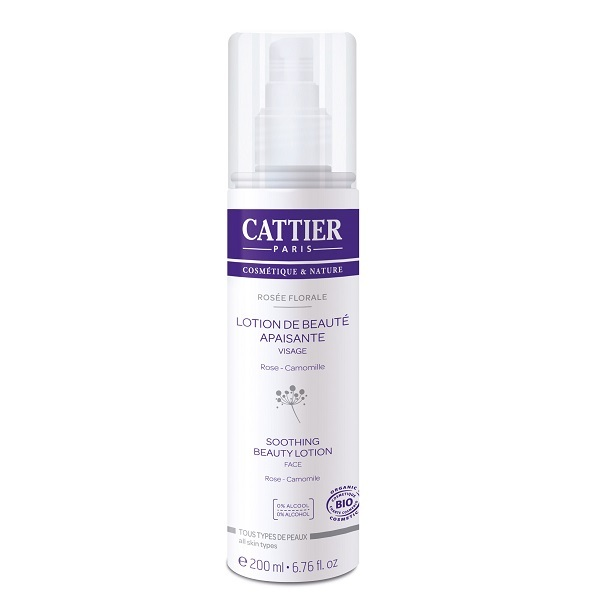 Cattier - Rosée Florale Soothing Beauty Lotion 200ml