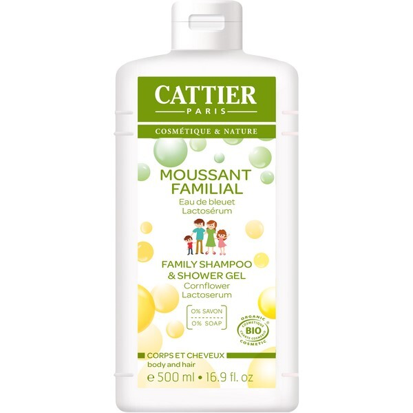 Cattier - Doccia Shampoo Extra Dolce 500ml