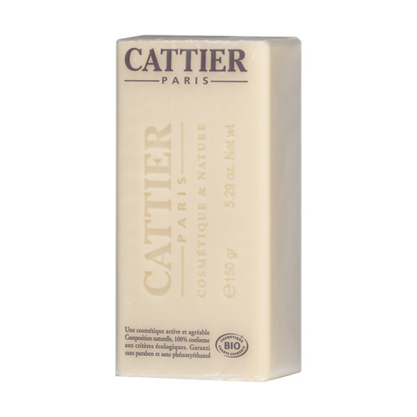 Cattier - Sapone vegetale al burro di karité 150g - Cattier