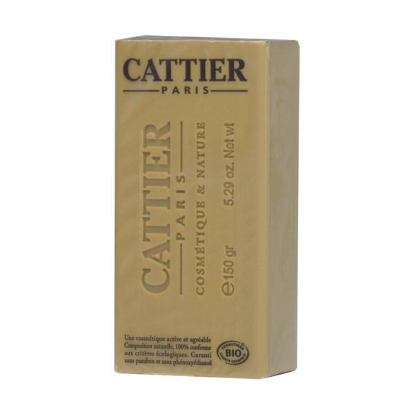 Cattier - Savon doux végétal Argimiel 150g