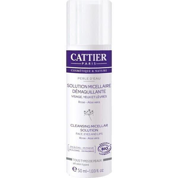 Cattier - Perle d'Eau Micellar Solution 300ml