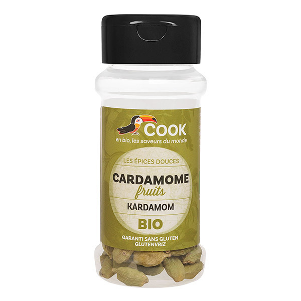 Cook - Cardamome fruits bio 25g